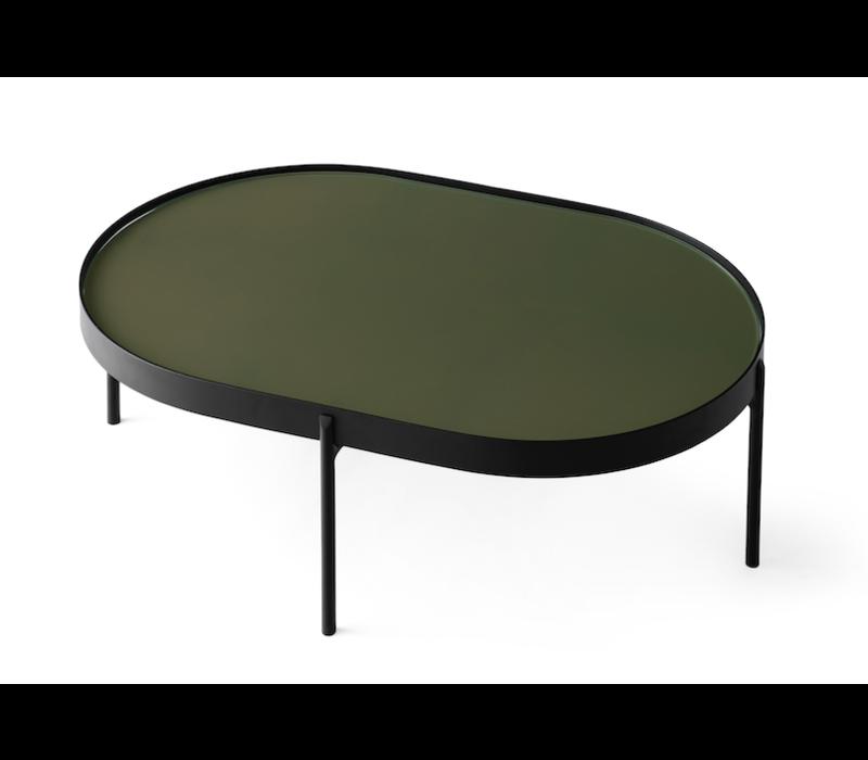 MENU NoNo Salontafel Large Dark Green