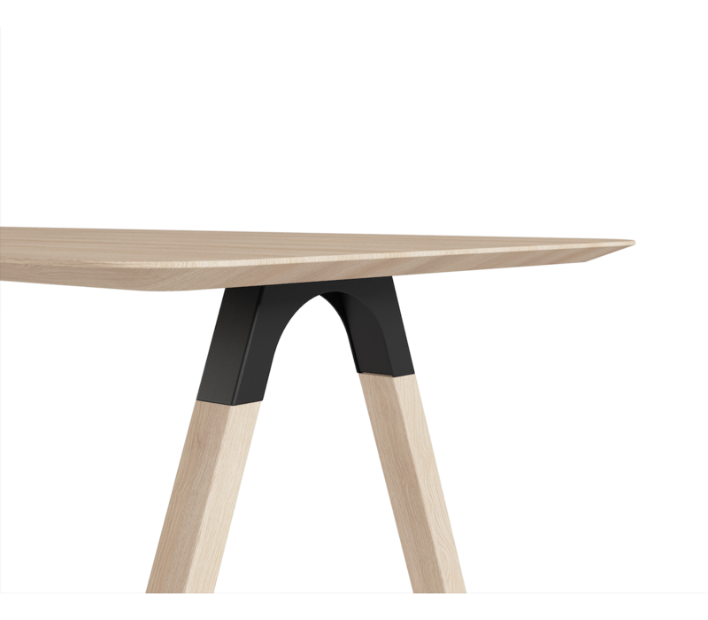 Arc Design Eettafel White Oil Eiken 240 x 90cm