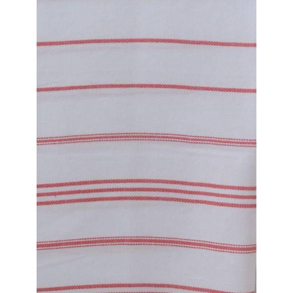 hammam handdoek Ottomania 50x100cm steenrood - kleine hamamdoek