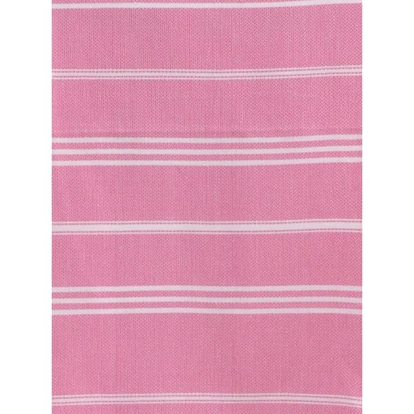 hammam handdoek Ottomania 50x100cm sorbetroze - kleine hamamdoek