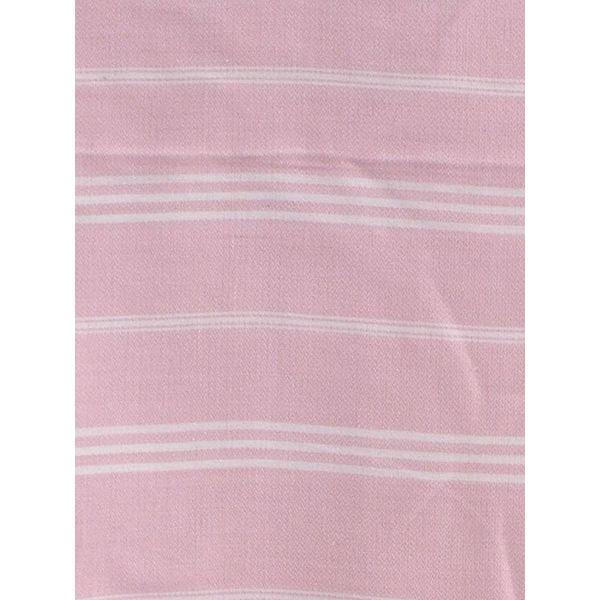 hammam handdoek Ottomania 50x100cm roze - kleine hamamdoek