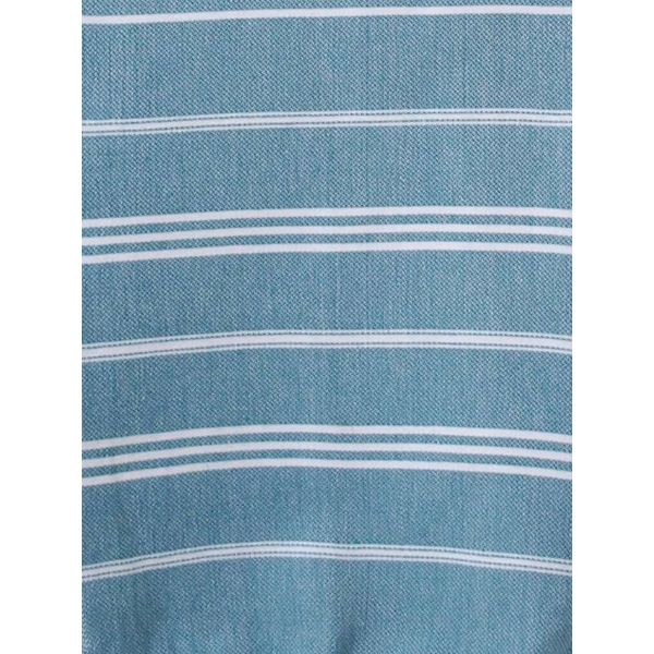 hammam handdoek Ottomania 50x100cm petrol - kleine hamamdoek