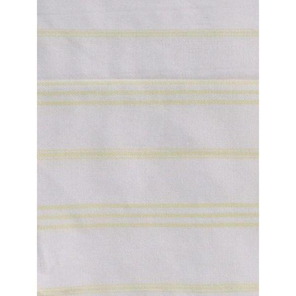 hammam handdoek Ottomania 50x100cm lime - kleine hamamdoek