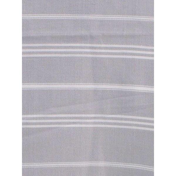 hammam handdoek Ottomania 50x100cm lichtgrijs - kleine hamamdoek