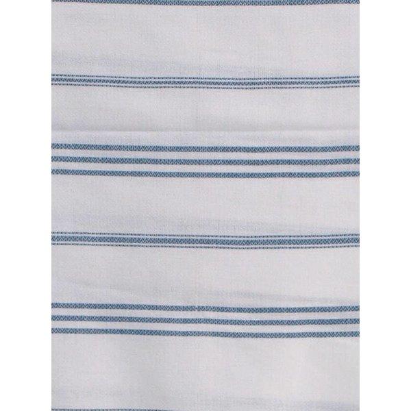 hammam handdoek Ottomania 50x100cm jeansblauw - kleine hamamdoek