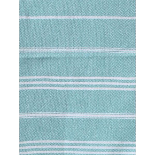 hammam handdoek Ottomania 50x100cm donkerzeegroen - kleine hamamdoek