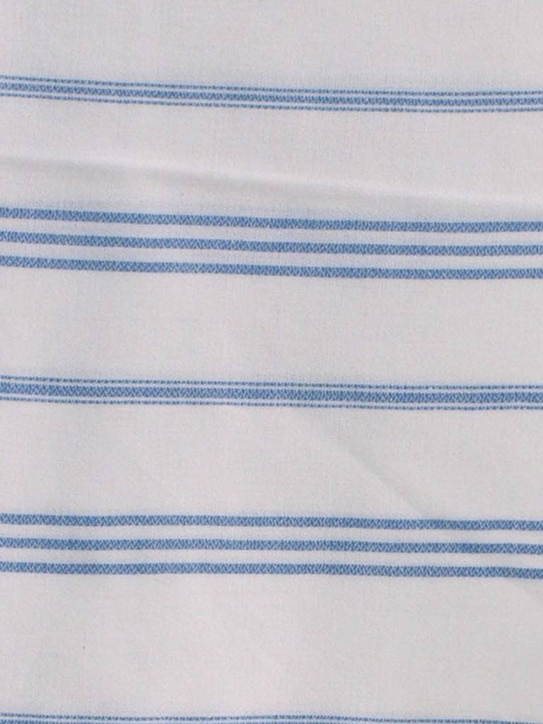 30f425eec2c Hammam handdoek Ottomania 50x100 cm - blauw - kleine hamamdoek ...
