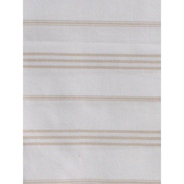 hammam handdoek Ottomania 50x100cm beige - kleine hamamdoek