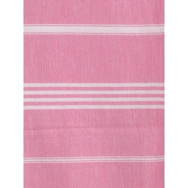 Hamamdoek Ottomania 100 x 170 cm sorbetroze - hamamdoek medium