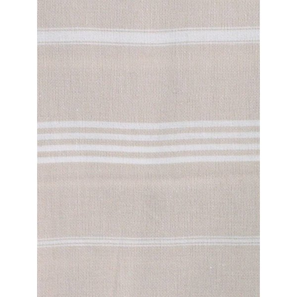 Hamamdoek Ottomania 100 x 170 cm beige - hamamdoek medium