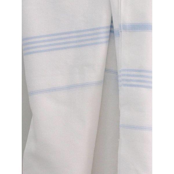 hamamdoek Ottomania 160 x 220cm lichtblauw - tweepersoons xxl hamamdoek