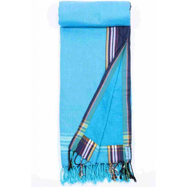 Kikoy strandlaken Jambo blue 95 x 170 cm