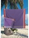 Kikoy strandlaken Zambarau multi 95 x 170 cm