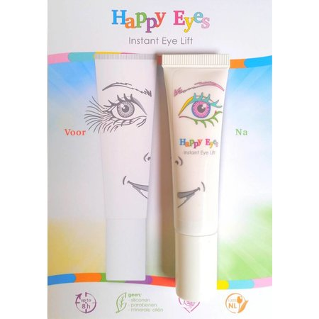 Solutions Cosmeceuticals Kraaienpootjes verwijderen met Happy Eyes
