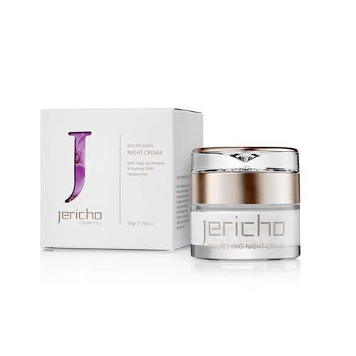 Jericho Cosmetics Nourishing Night Cream