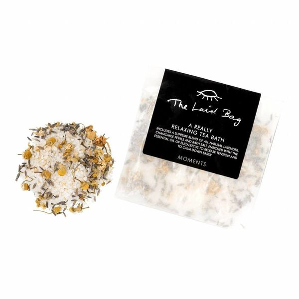A Really Relaxing Tea Bath - The Laid Bag