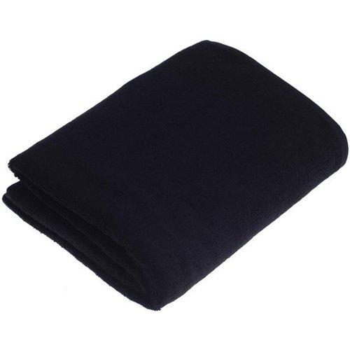 Hamams Own extra grote saunahanddoek zwart