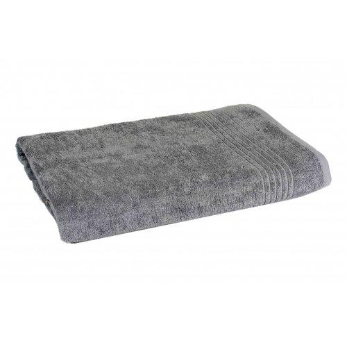 Hamams Own extra grote saunahanddoek grijs