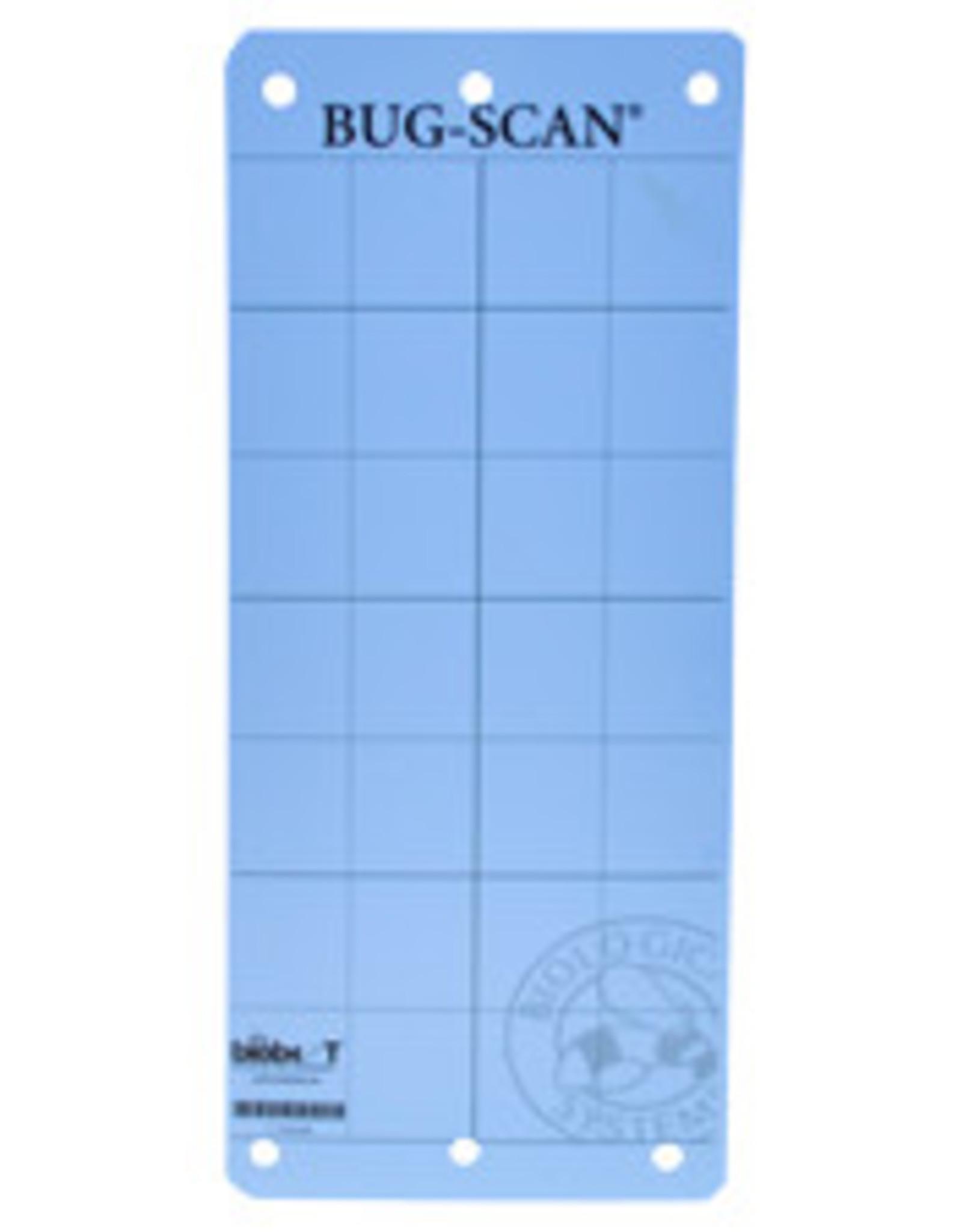 Brimex Biobest Brimex Bug Scan vangstrook blauw 10 stuks 25 X 10 cm