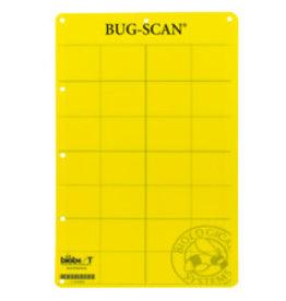 Brimex Biobest Brimex Bug Scan vangstrook geel 40 X 25 cm