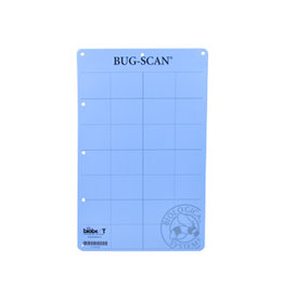 Brimex Biobest Brimex Bug Scan vangstrook blauw 40 X 25 cm