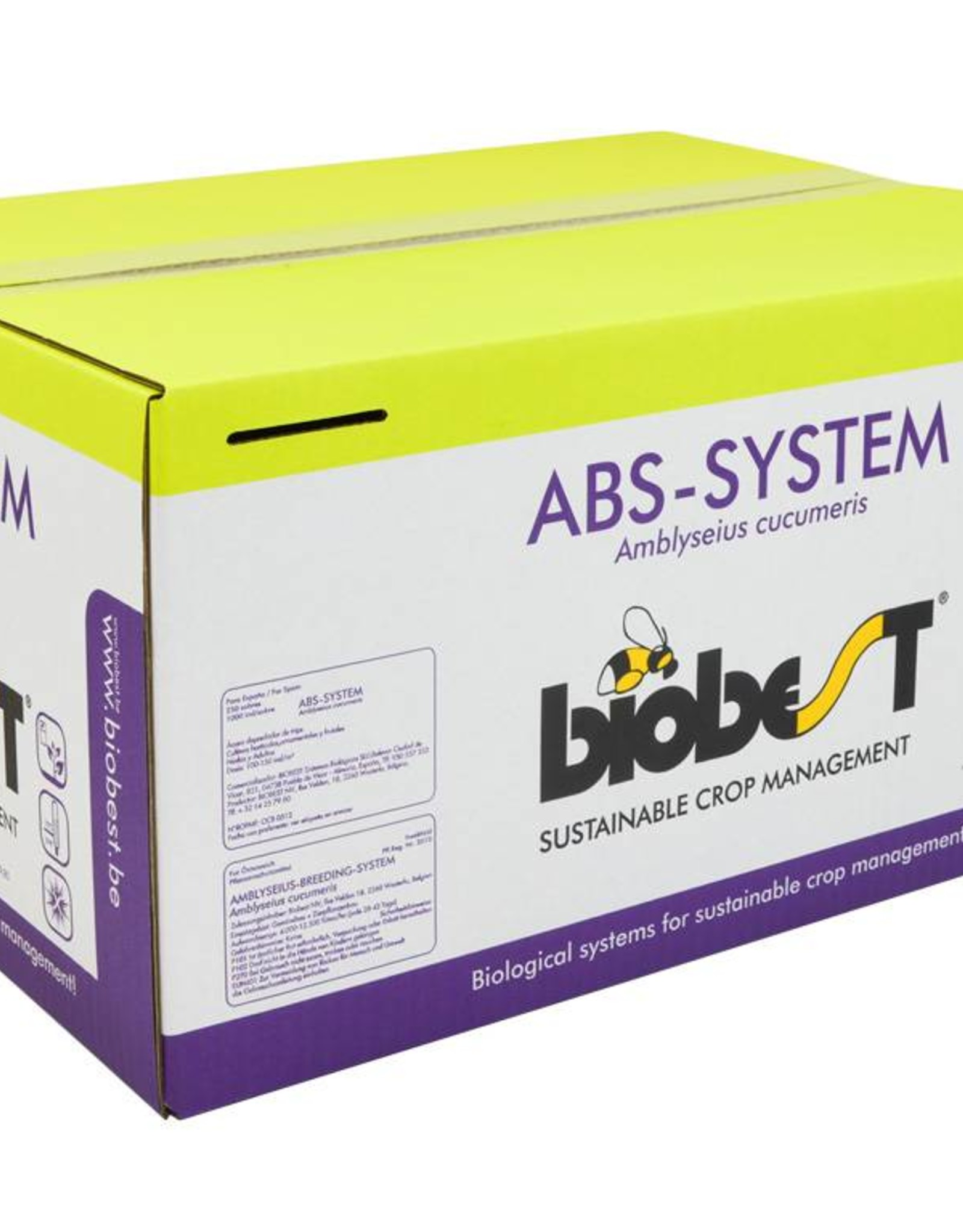 Brimex Biobest Roofmijt Brimex ABS System Amblyseius cucumeris