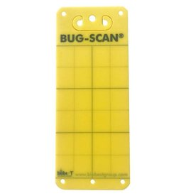Brimex Biobest Brimex Bug Scan vangstrook geel 25 X 10 cm