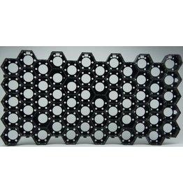 Brimex Golpla GOLPLA® plaat zwart m2