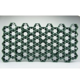 Brimex Golpla GOLPLA® plaat groen m2