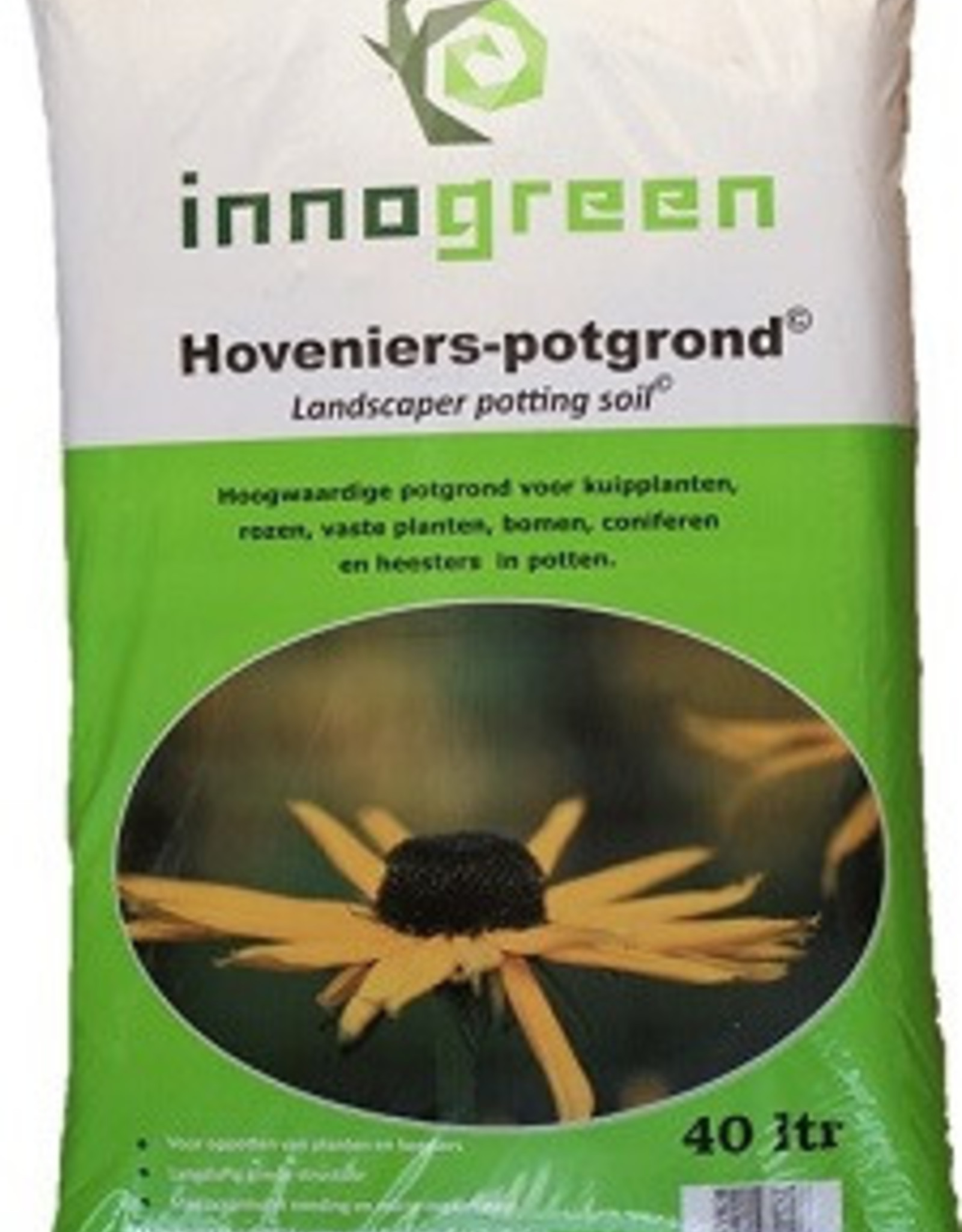 Brimex Innogreen Innogreen Hoveniers hoogwaardige verrijkte  potgrond
