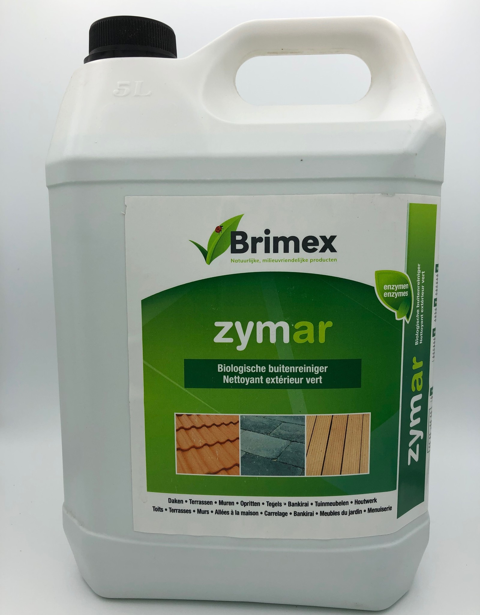 Brimex Brimex Zymar biologische buitenreiniger op basis van enzymen.