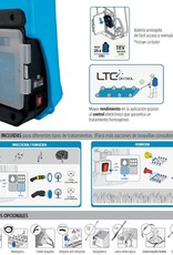 Brimex Matabi Matabi losse extra accu 18V Li-Ion