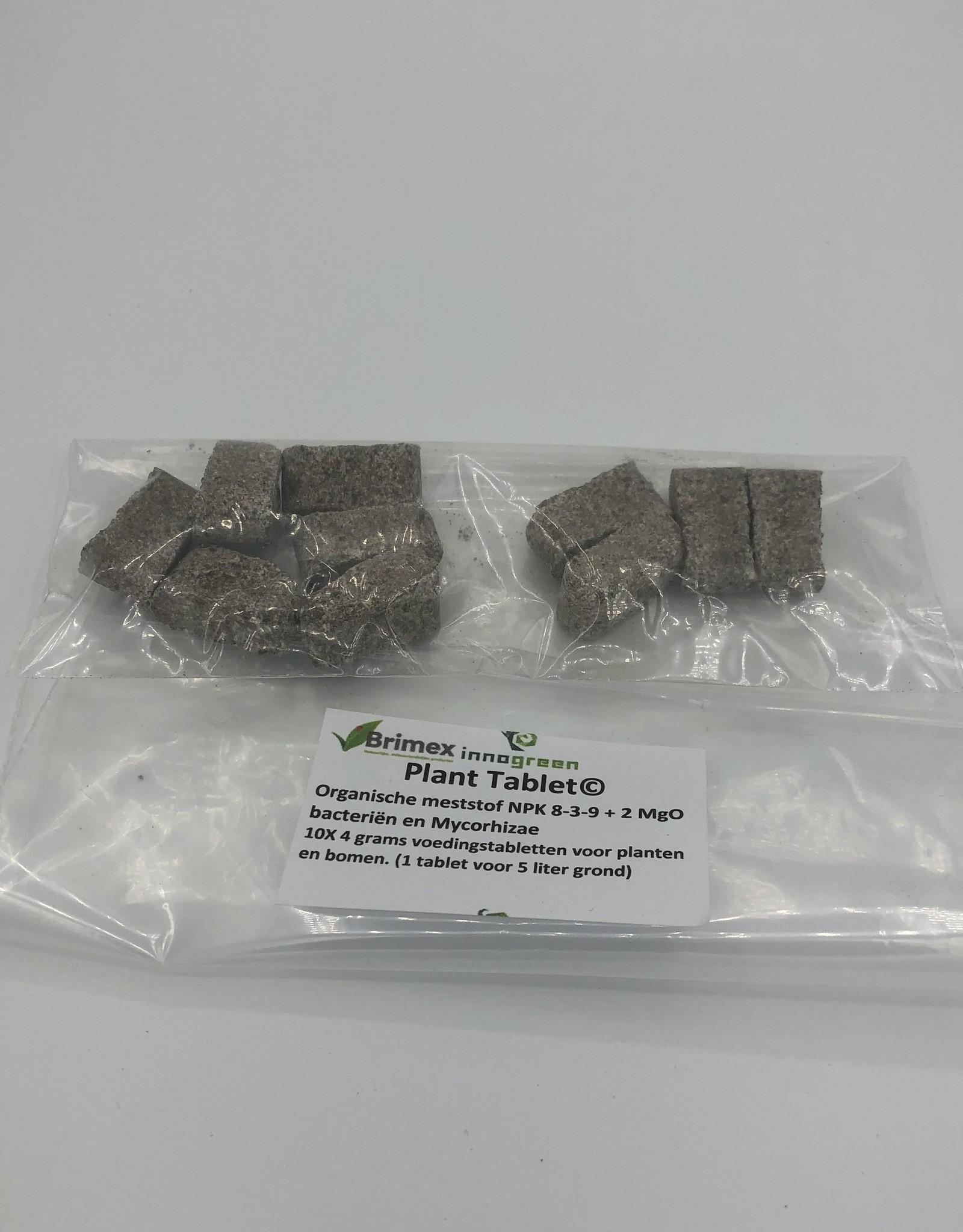 Brimex Innogreen Plant Tablet voedingstablet voor planten