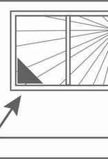 Brimex SWISS INNO Revolutionaire SWISSINNO vliegenval voor op het raam
