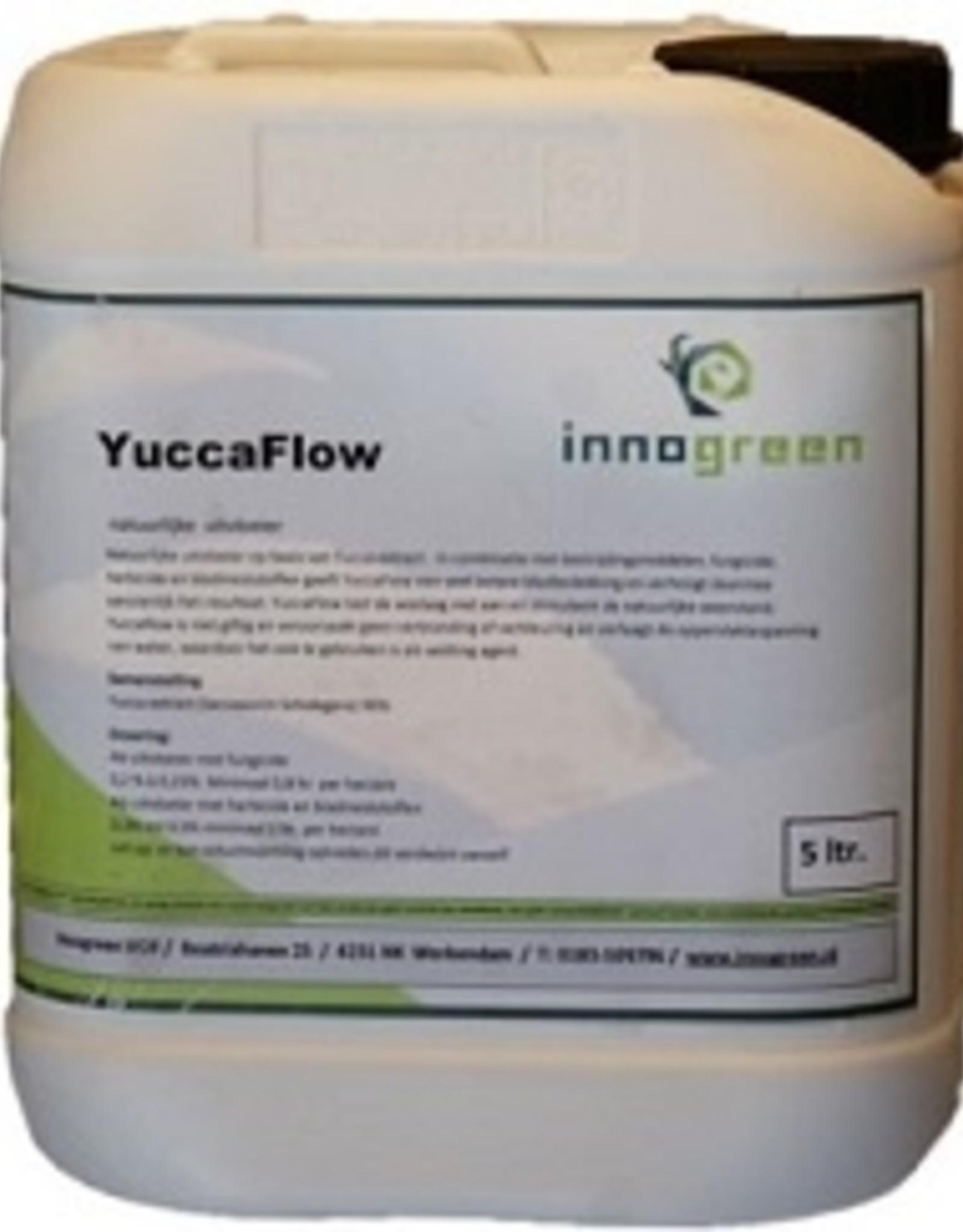 Brimex Innogreen Yuccaflow natuurlijke uitvloeier