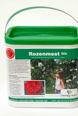 Brimex Innogreen Innogreen Rozenmest NPK 7-6-12+4 MgO rozenvoeding