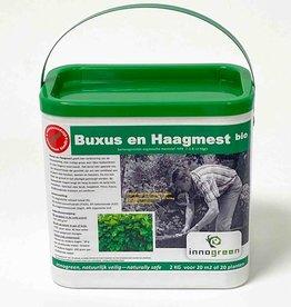 Brimex Innogreen Innogreen Buxus- en Hagenmest 7-3-8 + 2 MgO