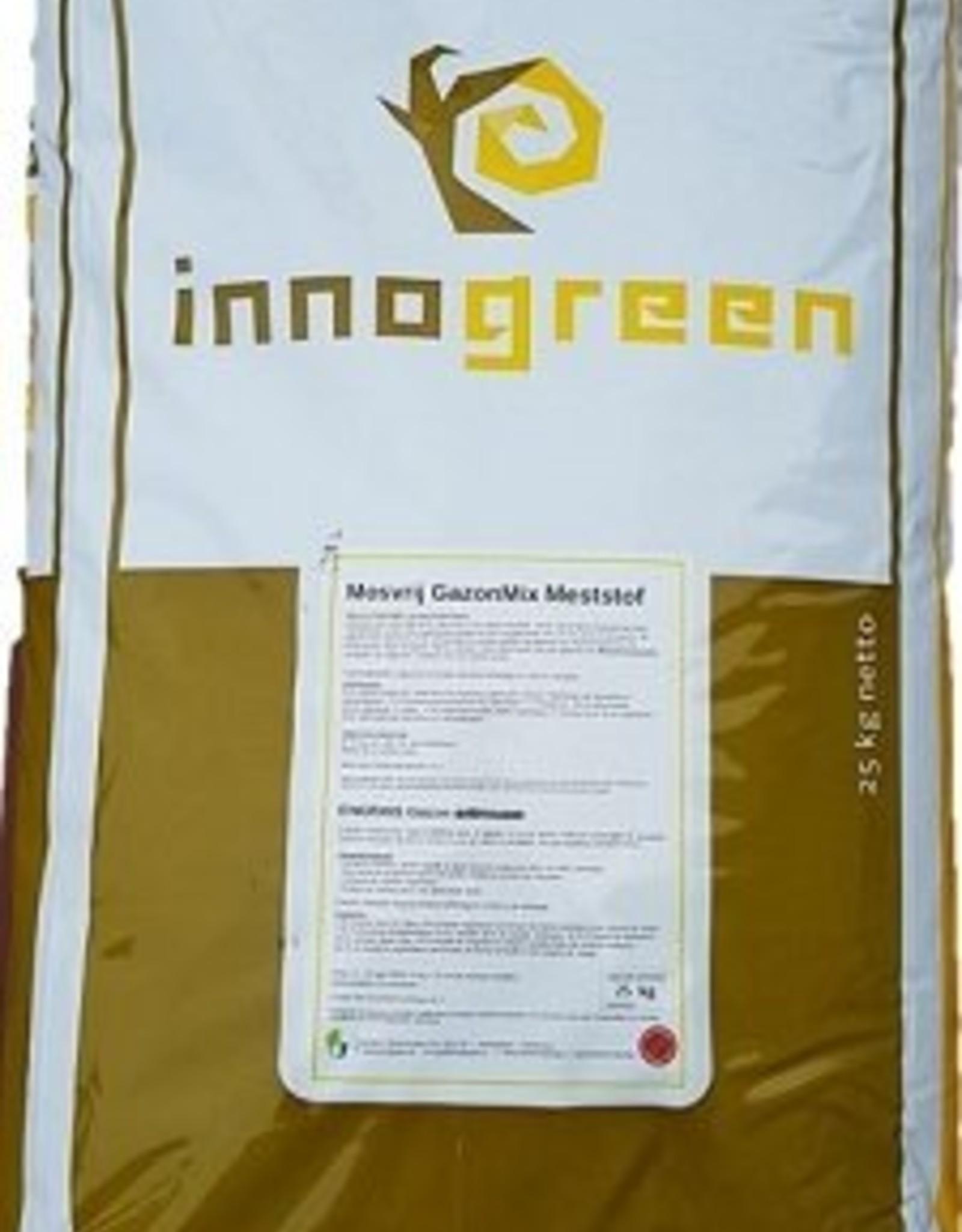 Brimex Innogreen Innogreen Mosvrij gazon meststof 6-2-20 + 3 Mgo