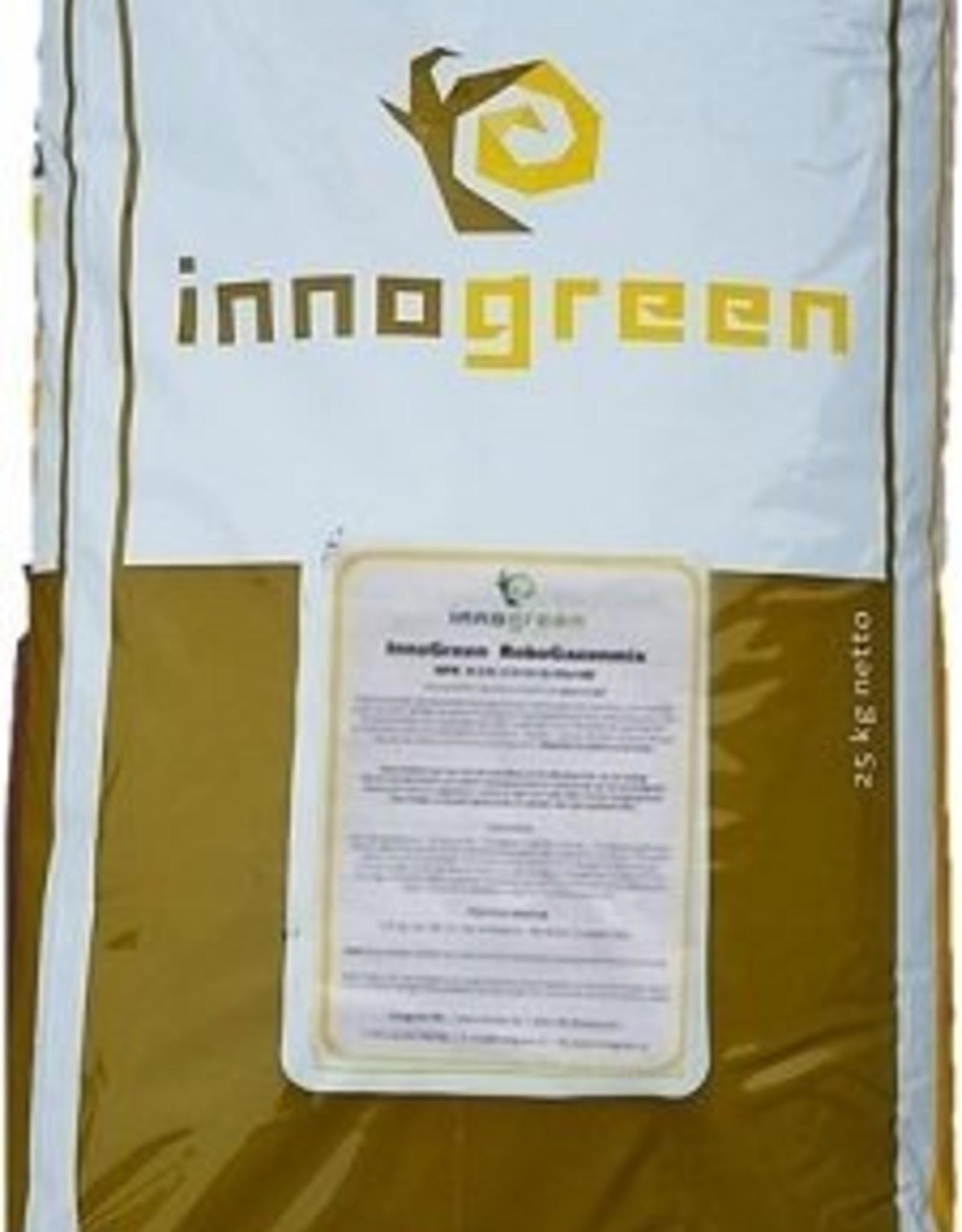 Brimex Innogreen Innogreen Robotmaaier mest bio  8-3-6 + toevoegingen