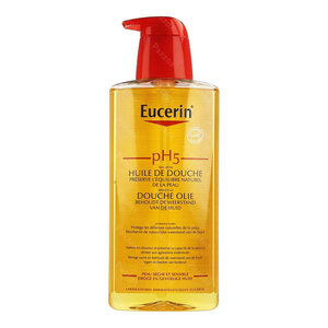 Eucerin Gev.Lichaamshuid - pH5 Douche olie 400 ml