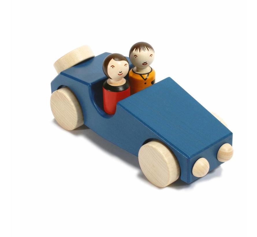 Auto Philipp 1 Hout