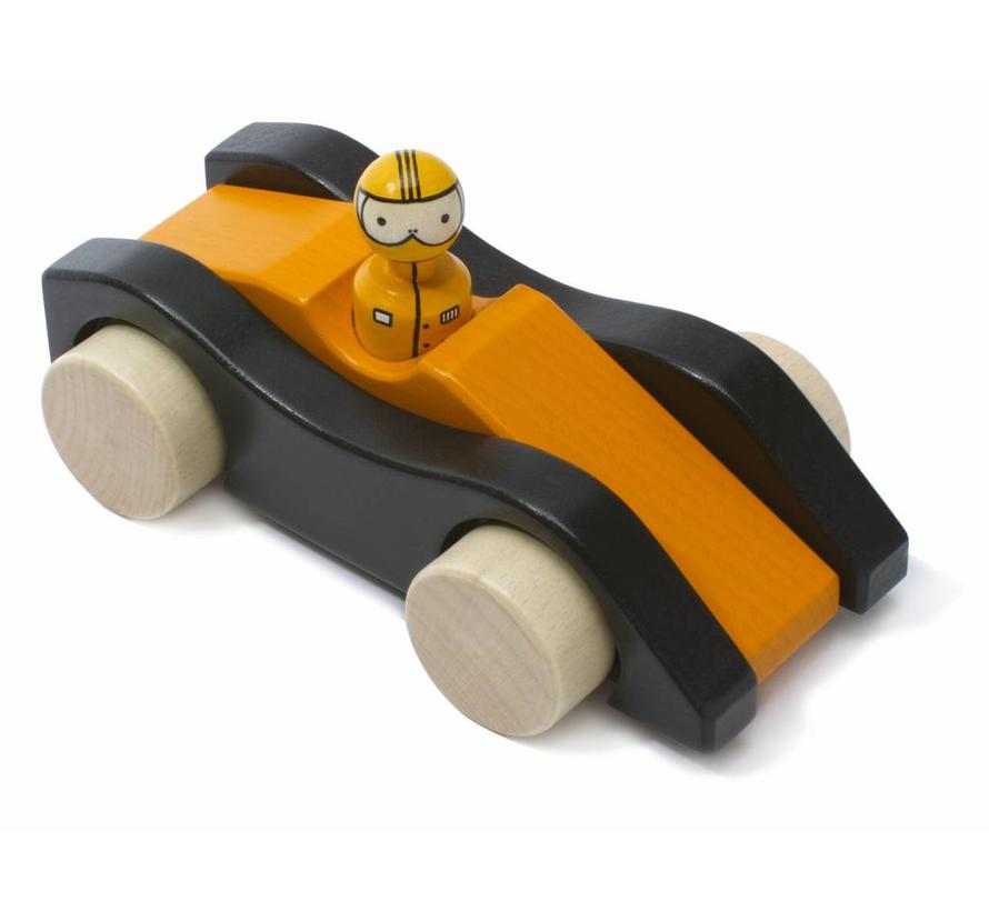 Auto Racewagen Hout