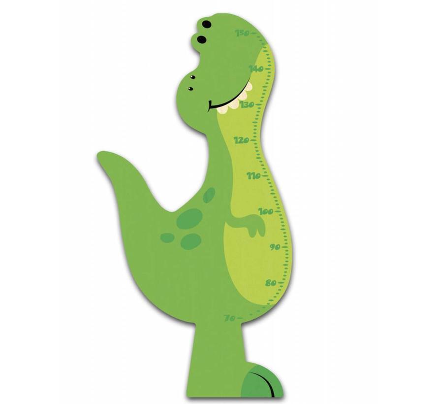Groeimeter Dino Hout