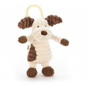 Jellycat Knuffel Bibberknuffel Hond Cordy Roy Baby Puppy