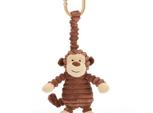 Jellycat Knuffel Bibberknuffel Aap Cordy Roy Baby Monkey