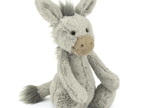 Jellycat Knuffel Ezel Bashful Donkey