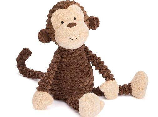 Jellycat Knuffel Aap Cordy Roy Monkey Baby