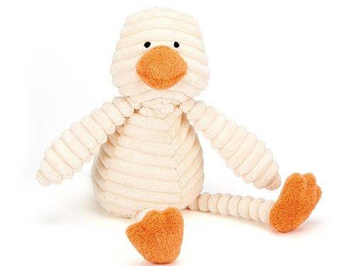 Jellycat Knuffel Eend Cordy Roy Baby Duckling