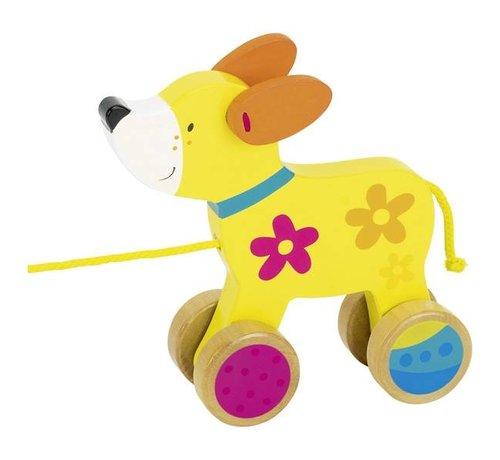GOKI Trekfiguur Hond