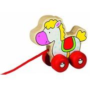 GOKI Goki Trekfiguur Paard